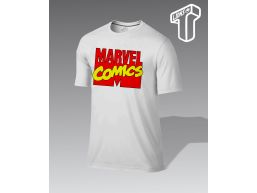 REMERA PERSONALIZADA MARVEL COMICS