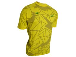 REMERA MC PREMIUM SPRINGBOKS 2018 YELLOW