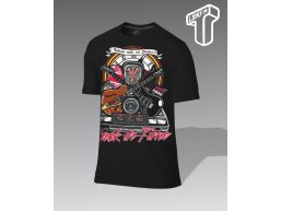 REMERA PERSONALIZADA ROCK IN TIME