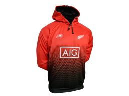 BUZO HOODY NZ RED