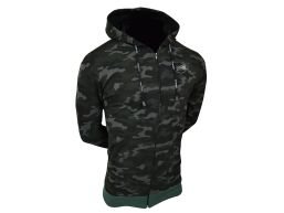 CAMPERA RUGBY WAR GREEN