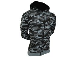 CAMPERA RUGBY WAR GREY