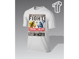REMERA PERSONALIZADA FIGHT MK