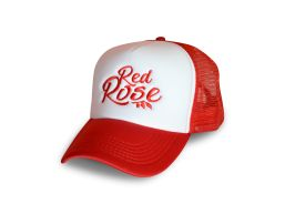 GORRA TRUCKER RED ROSE