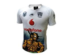 CAMISETA DE JUEGO C4 WARRIORS 2018
