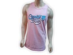 MUSCULOSA CARDIFF BLUE 2014 PINK