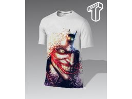 REMERA PERSONALIZADA BATMAN JOCKER