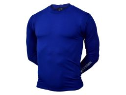 REMERA TERMICA ML COMPRESSION AZ FR