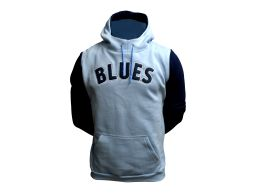 BUZO HOODY ALGODON BLUES