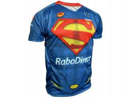 CAMISETA C4 NIÑO HEROES SUPERMAN