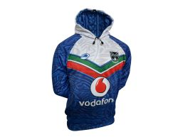 BUZO HOODY WARRIORS LXV