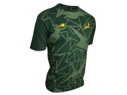 REMERA MC PREMIUM SPRINGBOKS 2018 GREEN