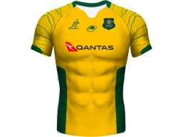 CAMISETA C4 WALLABIES 2018