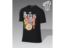 REMERA PERSONALIZADA THE BEATLES