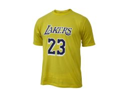 REMERA MC NBA LAKERS