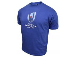 REMERA MC WORLD CUP KIDS AZUL INDIGO