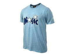 REMERA MC NBA MAGIC CELESTE