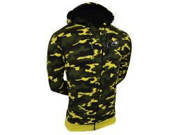 CAMPERA RUGBY WAR YELLOW