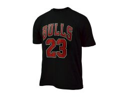 REMERA MC NBA CHICAGO BULLS