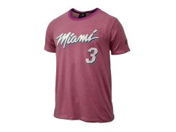 REMERA MC NBA MIAMI HEAT WADE