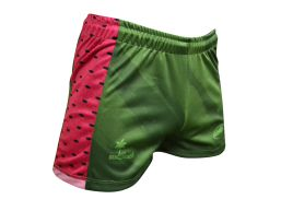 SHORT RUGBEACH WATERMELON