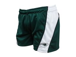SHORT TRAINING VERDE BLANCO