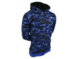 CAMPERA RUGBY WAR BLUE