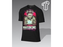 REMERA PERSONALIZADA BREAKING BAD