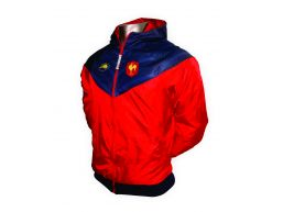 CAMPERA RIDERS FRANCE RED